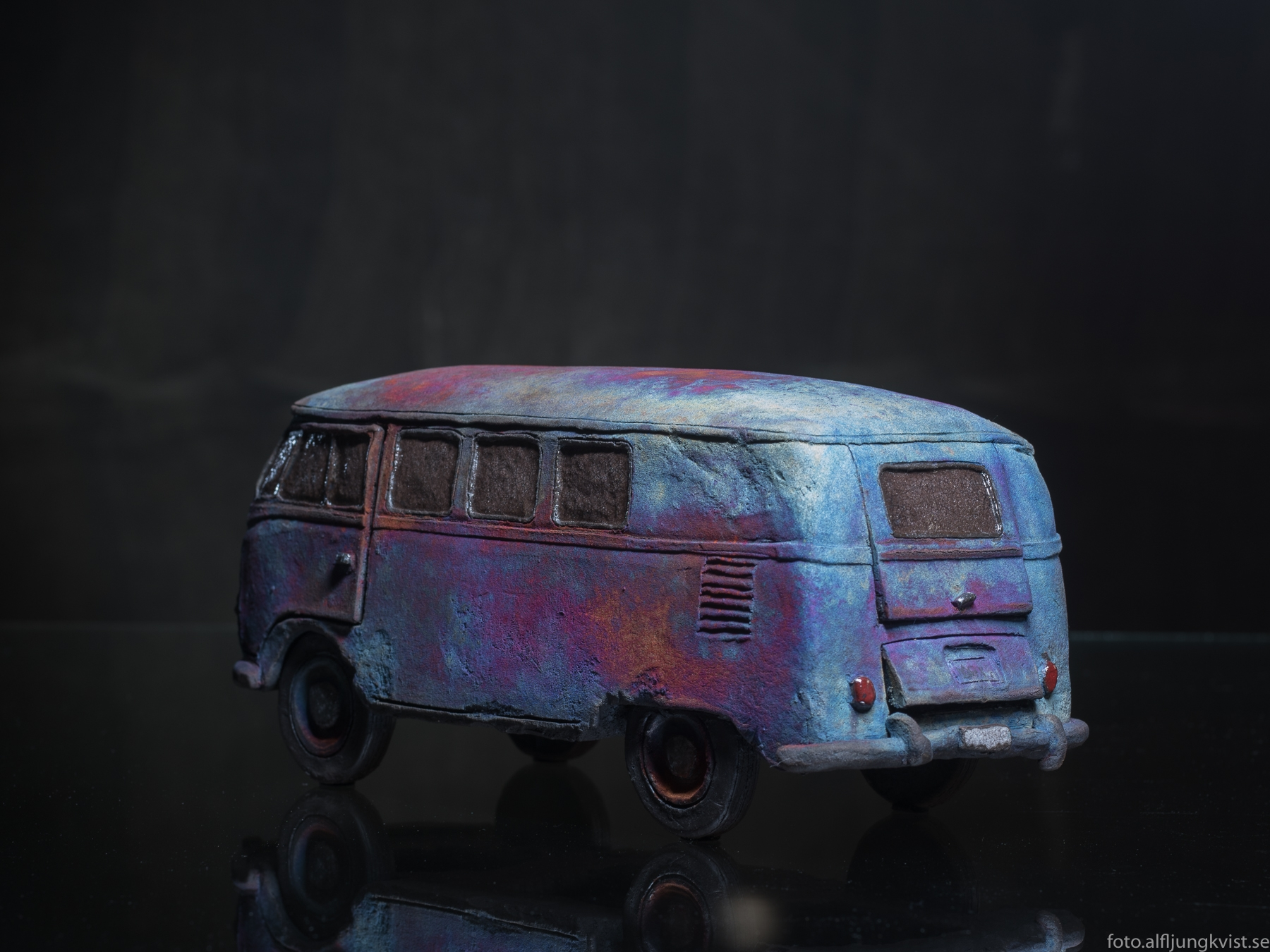 VW Buss bakdel